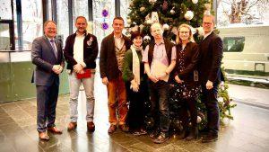 EAAP Innsbruck 2024 delegation
