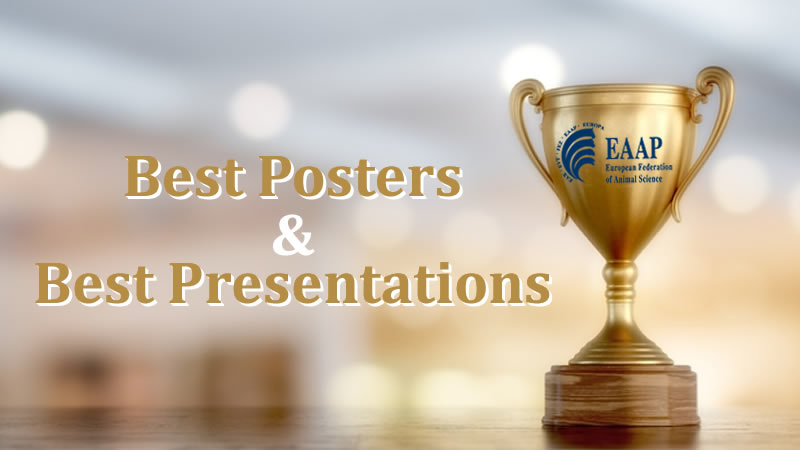 Best Oral Presentations and Best Posters awards