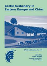 Cattle husbandry in Eastern Europe and China