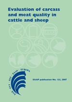 Evaluation of carcass and meat quality in cattle and sheep