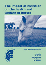 The impact of nutrition on the health and welfare of horses