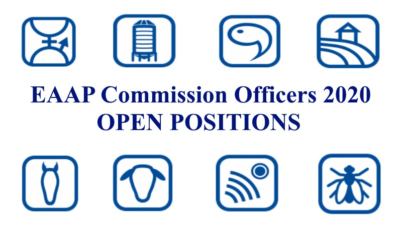 EAAP Commission Officers (2020): Open positions