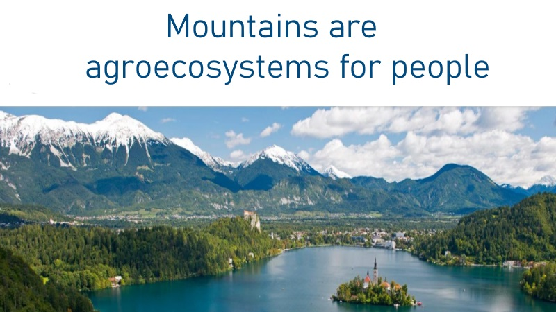 "EAAP & FAO-CIHEAM Joint Meeting ""Mountains are agroecosystems for people"" at Bled (Slovenia) postponed"