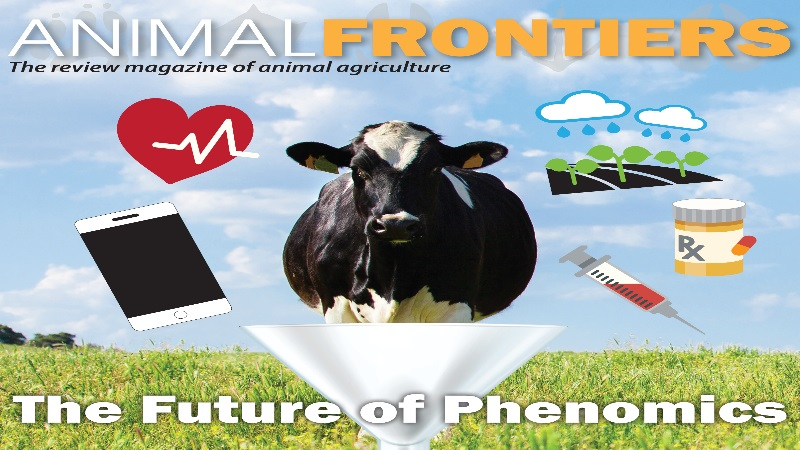Animal Frontiers latest Issue is now available!