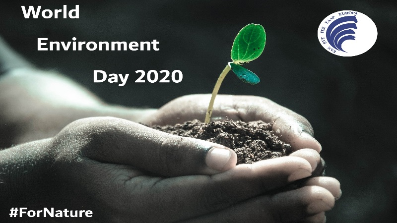 World Environment Day 2020, June 5th