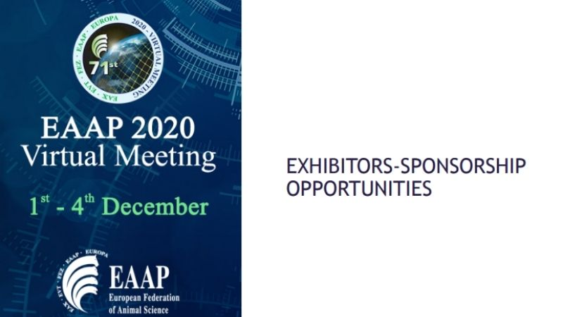 Sponsorship and Exhibiting Opportunities
